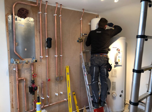 Worcester Accredited Installer Montrose